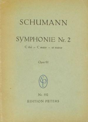 Шуман - Симфония №2 до мажор оп.61