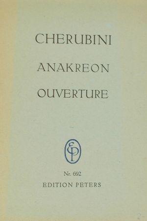 Керубини-Анакреон увертюра