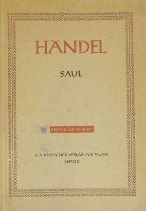 Хендел-Саул оратория
