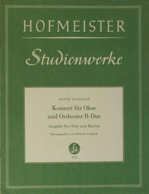 Ernst Einchner-Концерт  за обой и пиано си мажор