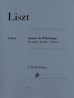 Лист - Години на странстване 1-Швейцария