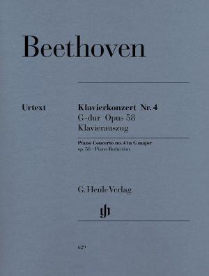 Бетховен - Концерт за пиано №4 сол мажор оп.58