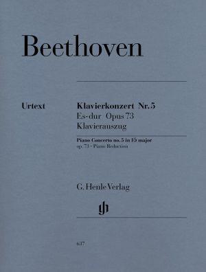 Бетховен - Концерт за пиано №5 ми бемол мажор оп.73
