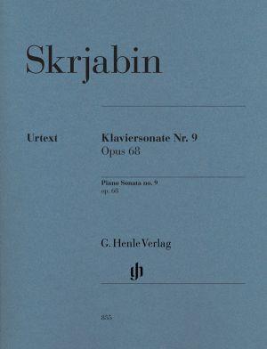 Скрябин - Соната за пиано №9 оп.68