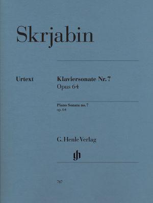 Скрябин - Соната за пиано №7 оп.64