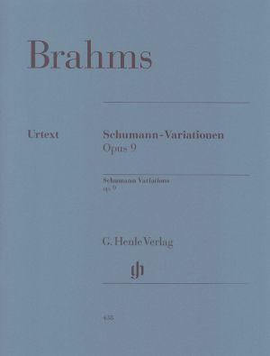 Брамс - Вариации върху Шуман оп.9