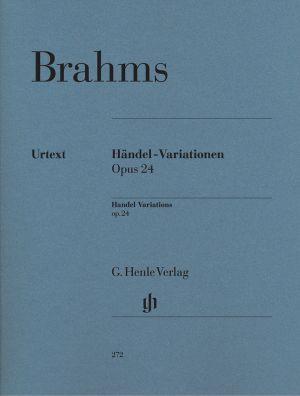 Брамс - Вариации върху Хендел оп.24