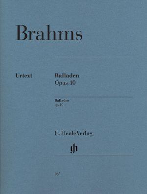 Брамс - Балади оп.10