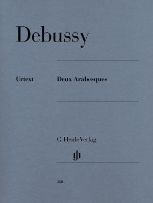 Дебюси - Две арабески