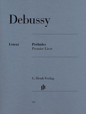 Дебюси - Прелюдии банд I