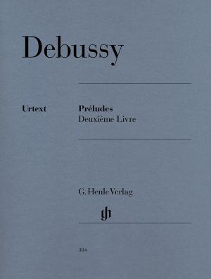 Дебюси - Прелюдии банд II