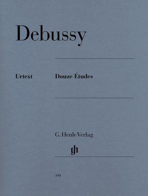 Дебюси - 12 Етюда