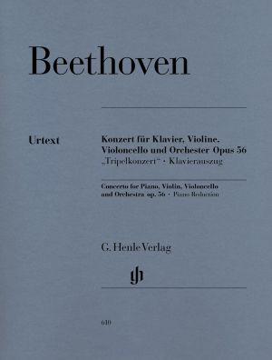 Бетховен -  Троен концерт оп.56