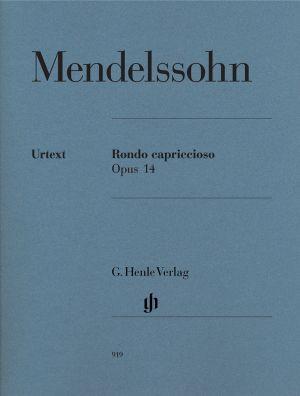 Менделсон - Рондо капричозо оп.14