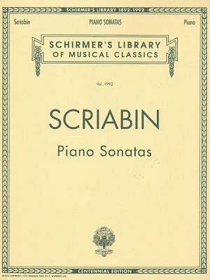 Скрябин - Сонати за пиано