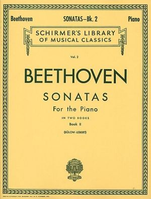 Бетховен - Сонати 2 том
