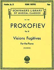 Прокофиев - Visions fugitives op. 22