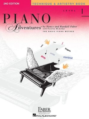 Началнa школa  за пиано  1 ниво - Technique and Artistry Book