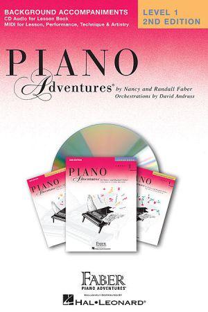 Piano Adventures Level 1 - Lesson CD диск