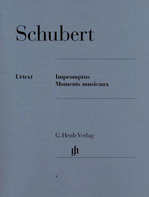 Шуберт - Импромтюта  и Музикални моменти