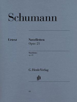 Шуман - Новелети оп.21 за пиано