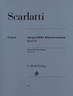 Скарлати - Сонати Банд II