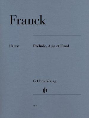 Франк - Прелюд,Ария и Финал