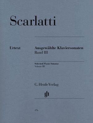 Скарлати - Сонати Банд III