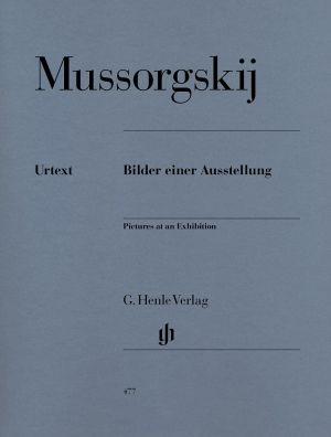 Мусоргски - Картини от една изложба