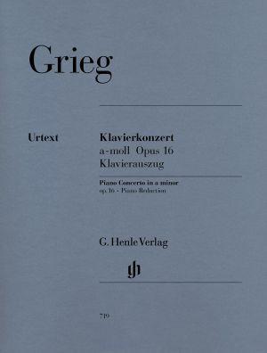 Григ-Концерт за пиано ла минор  оп.16