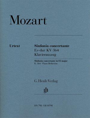 Моцарт - Симфония концертанте KV 364