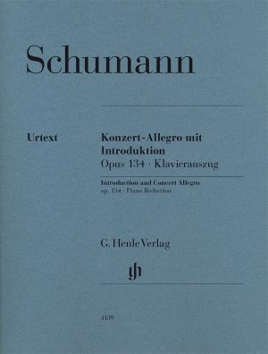 Шуман - Интродукция и Концерт за пиано оп.134