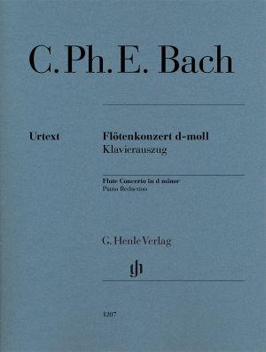 К.Ф.Ем.Бах - Концерт за флейта в  ре минор