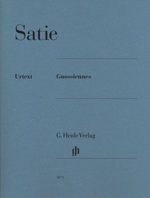Ерик Сати - Gnossiennes