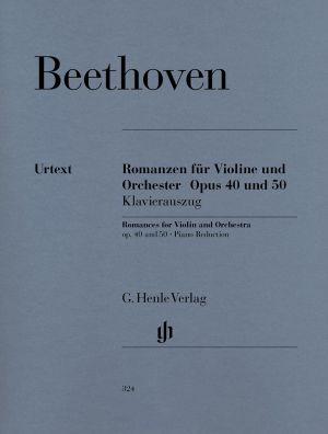 Бетховен - Романси  за цигулка оп.40 и оп.50