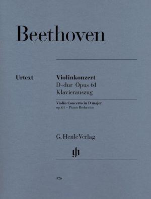 Бетховен -  Концерт за цигулка ре мажор оп.61