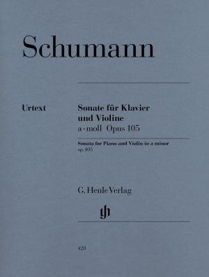 Шуман - Соната за пиано и цигулка ла минор оп.105