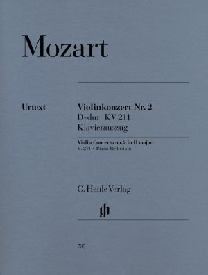 Моцарт - Концерт за цигулка №2 ре мажор KV 211