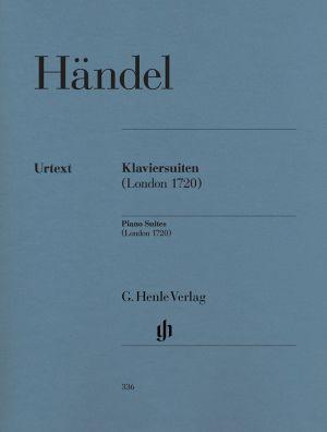 Хендел - Сюита за пиано(Лондон 1720)