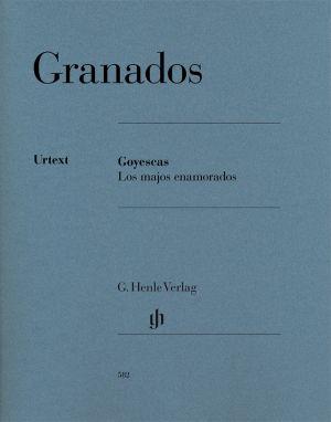 Гранадос - Goyescas Los majos enamorados