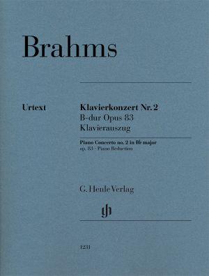 Брамс - Концерт за пиано №2  op.83  в си бемол мажор
