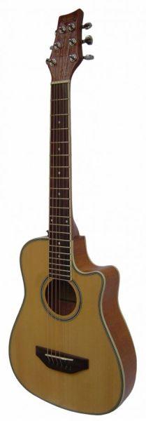 Kirkland акустична травъл китара натурална