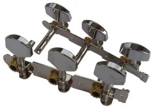 Dixon SKG 391 ключове за акустична китара с метални врътки