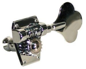 Catfish Ключове за бас китара - отворен тип, хром