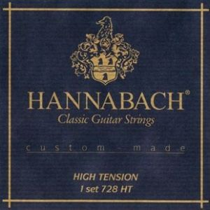 Hannabach 728HT  Custom made  High tension