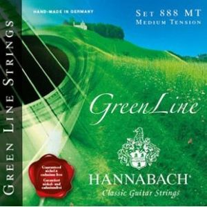 Hannabach 888MT Green line medium tension