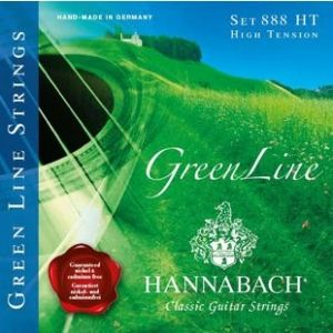 Hannabach 888HT Green line high tension