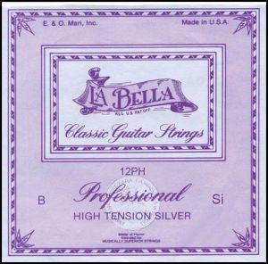 La Bella 12PH Professional H 2-ра струна за класическа китара - high tension