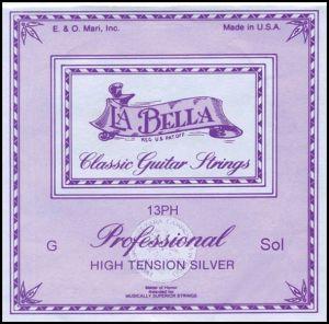 La Bella 13PH Professional G 3-та струна за класическа китара - high tension