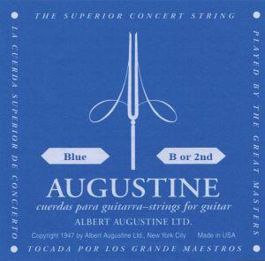 AUGUSTINE CLASSIC-BLUE H 2-ра- Струнa за класическа китара